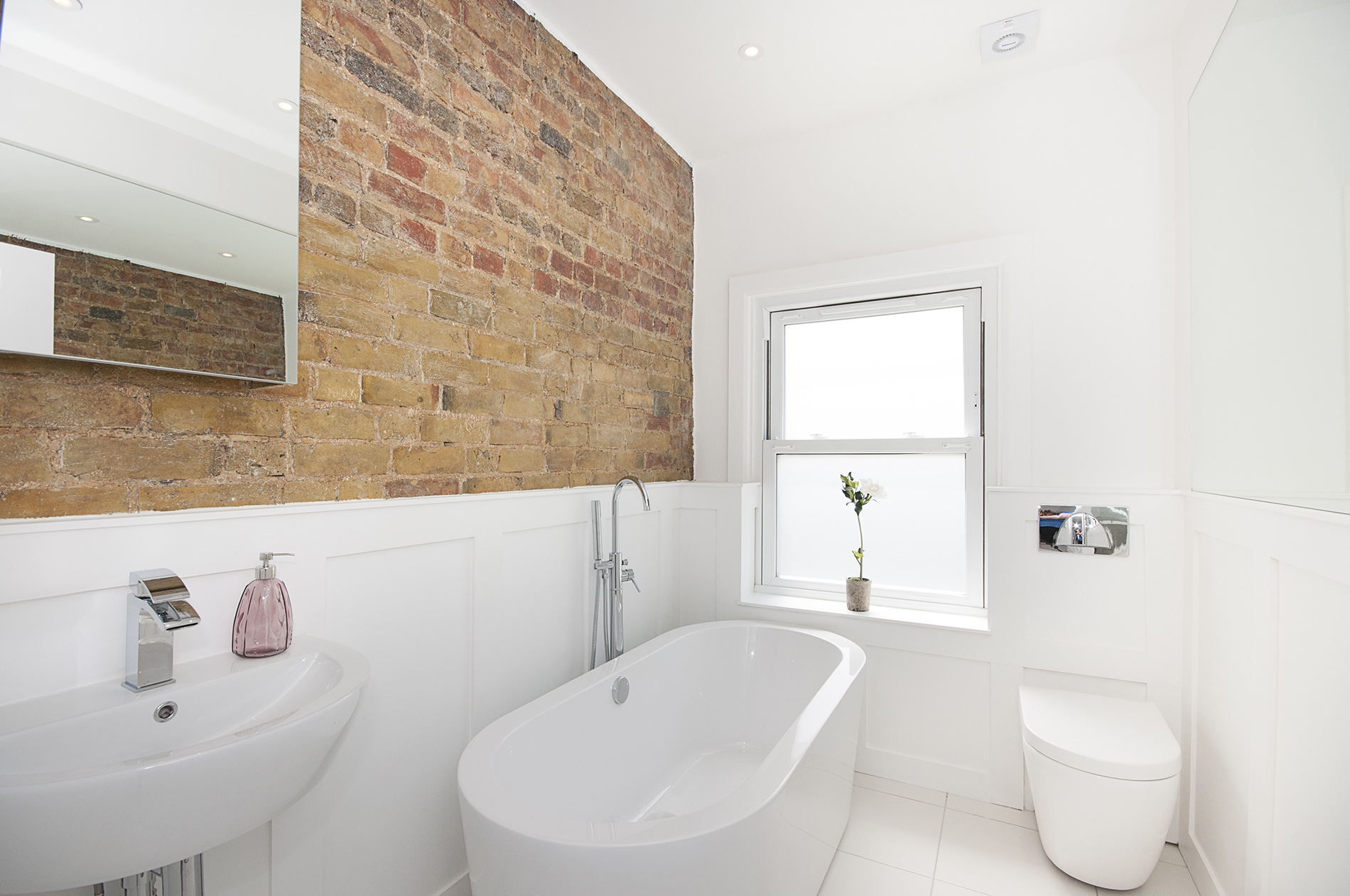 south vale SW19 - bathroom